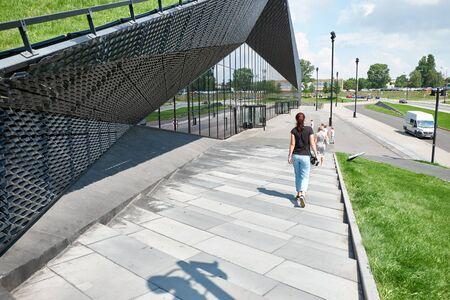 Katowice, Poland, city, travel, cityscape