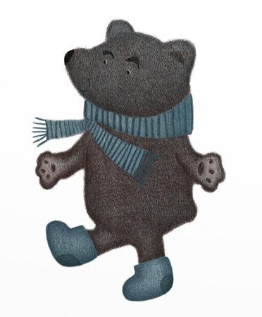 Image of a bear  Stock Photo