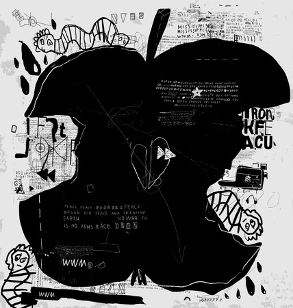 leftovers: The remainder of the apple