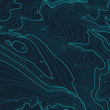 topographic: Topographic map background concept with space for your copy.