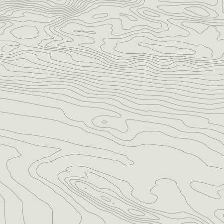 Topographic map background concept with space for your copy. Topography lines art contour , mountain hiking trail , Shape  design.