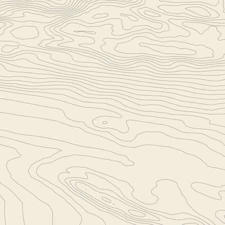 topografia: Topographic map background concept with space for your copy. Topography lines art contour , mountain hiking trail , Shape  design.