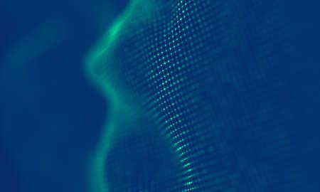 Immagini Stock Astratto Sfondo Geometrico Blu Struttura Di