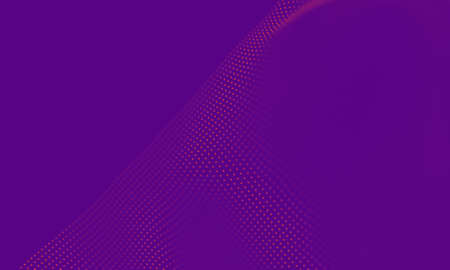 Abstract Purple Geometrical Background . Connection structure. Science background. Futuristic Technology HUD Element . onnecting dots and lines . Big data visualization and Business . Stock Photo