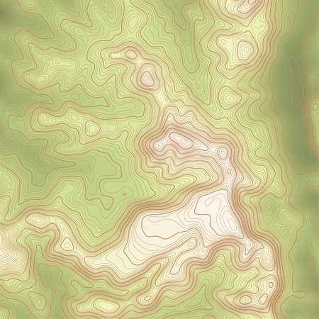 Topographic map background with space for copy . Line topography map contour background , geographic grid abstract vector illustration . Abstract geometric lines . Banco de Imagens - 82872794