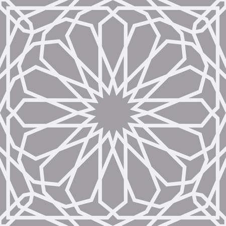 Islamic pattern . Seamless arabic geometric pattern, east ornament, indian ornament, persian motif, 3D. Endless texture can be used for wallpaper, pattern fills, web page .