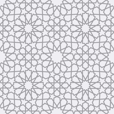 Islamic pattern . Seamless arabic geometric pattern, east ornament, indian ornament, persian motif, 3D. Endless texture can be used for wallpaper, pattern fills, web page background . Çizim