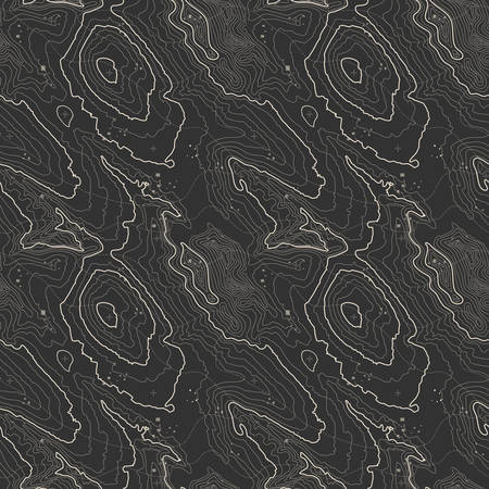 Tileable topographic map background concept with space for your copy, elevation map.