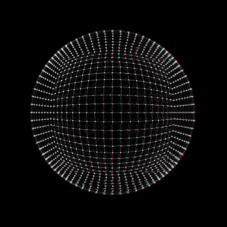 Futuristische Glitch-achtergrond. Abstracte pixelruis glitch fout video schade zoals Vhs glitch. Patroon voor behangontwerp. Schermfouteffect. Abstracte achtergrond. Medische achtergrond. Kosmische abstracte textuur.