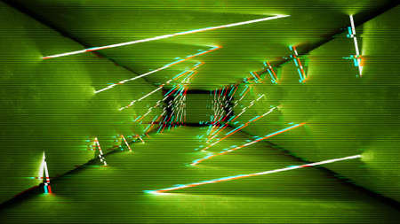 Modern abstract black glitch tv wallpaper. Grunge background in futuristic design. Television screen error. Abstract pixel video damage noise glitch error .