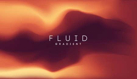 brown orange gradient background. fluid gradient