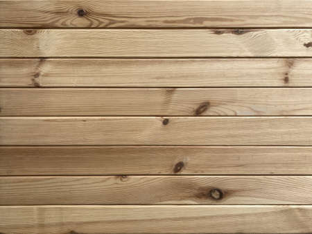 Brown wood texture empty template. Wall of old wooden plank boards. Material texture surface. Stockfoto