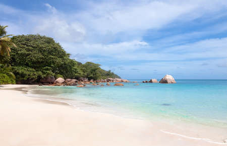 lazio: Beach Anse Lazio on the island of Praslin, Seychelles
