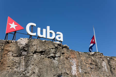 Cuba and the national flag Editorial