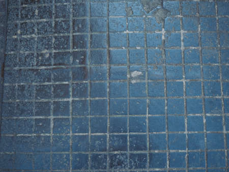 Metal background, steel texture, pattern, squares, lines Stock Photo
