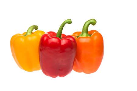 Traffic light peppers