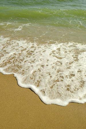 Wave recoil Zdjęcie Seryjne