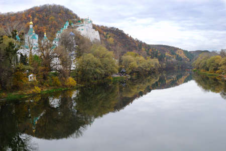 Man's monastery