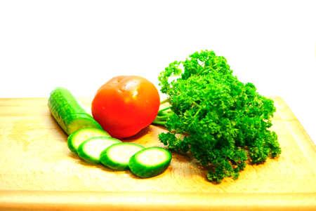 Salad set  Zdjęcie Seryjne