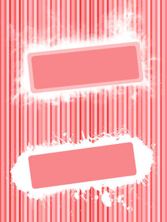 stipes: color abstract illustration of the frame with stipes Stock Photo