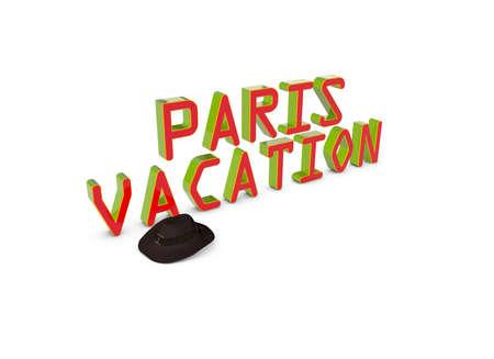 Paris vacation photo