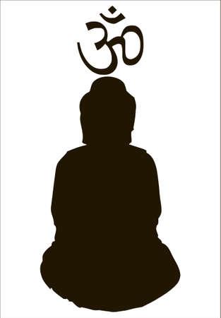 tantric: Buddha OM