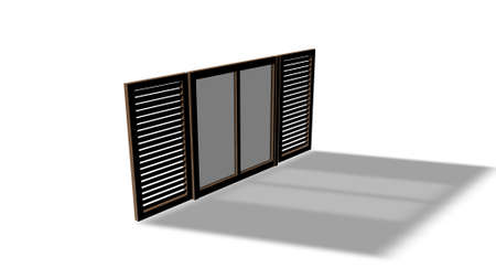 Window  Stock Photo - 23065803