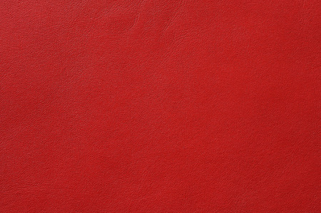 red leather texture: Closeup of seamless red leather texture for background