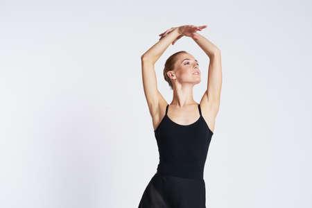 Ballerina feet dance performance flexibility elegant