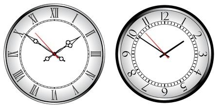 zeitlos: Zwei verschiedene Ausf�hrungen von Takten