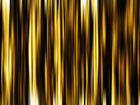 vertical bars: Golden background- fuzzy vertical bars