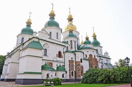 kiev: St. Sophia Cathedral in Kiev, Ukraine
