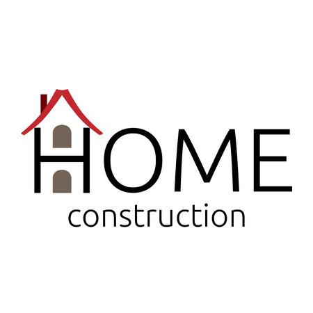 casa logo: Casa astratta logo modello. EPS 10 illustrazione vettoriale, trasparenza