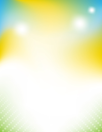 abstract light: Abstract vivid colorful joyful background. EPS 10 vector illustration, transparency and gradients used