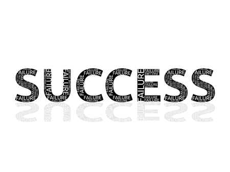 failures: Success made of failures.