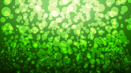 faery: Beautiful bright glowing green summer or spring background. Sunny vibrant vivid wide wallpaper.