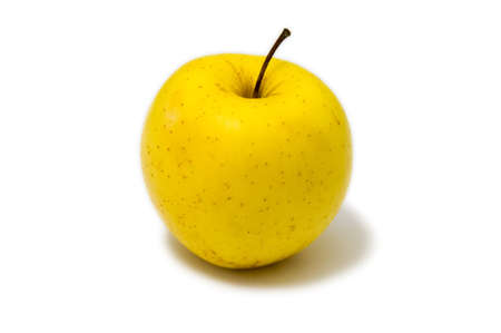 mellow: Golden Delicious apple with a mellow, sweet flavor and beautiful yellow skin