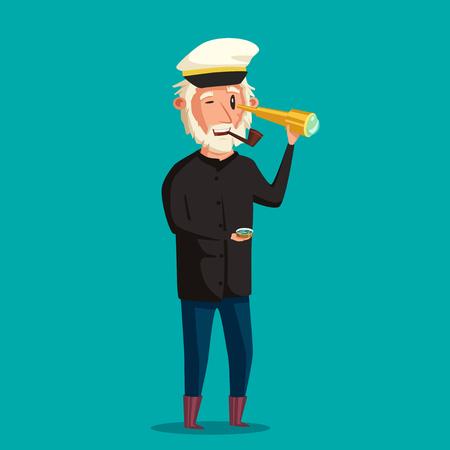 mariner: Sailor man character.
