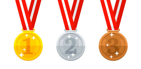 Medals 3-places