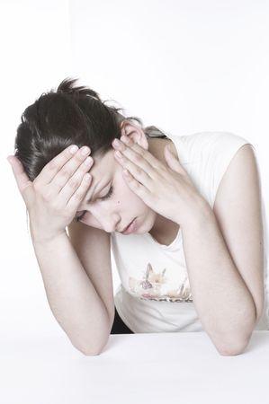dolor de cabeza: Dolor de cabeza