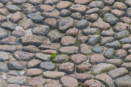La texture de la chaussée vieux et agrandi blanc Banque d'images - 62532622