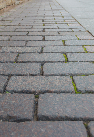 Concrete products for road maintenance and construction or garden design