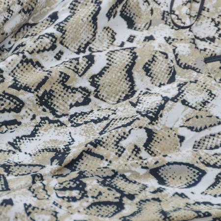 ヘビ、迷彩、細胞、テクスチャの色を持つ背景生地