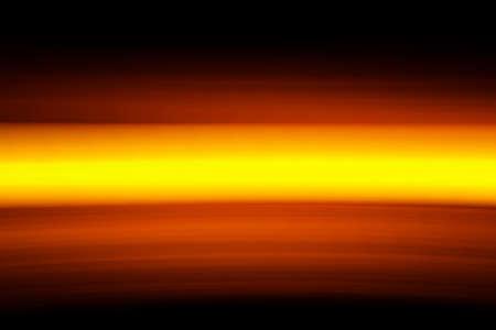 Abstract luminous orange background