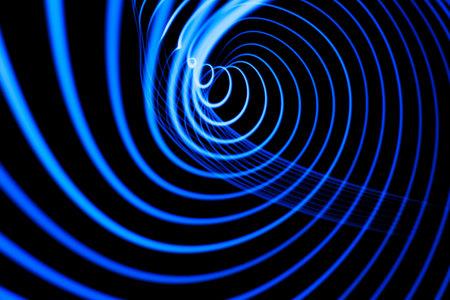 Sound waves in the dark