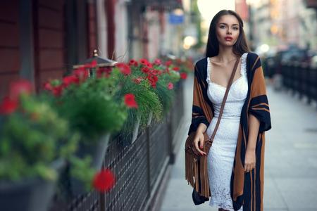 Real sexy beautiful women street