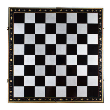 chess board: Luxury metal chess board