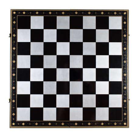 고급 금속 체스 보드