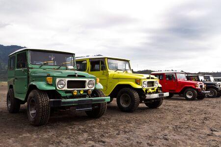 four wheel drive: Four wheel drive vehicles trip