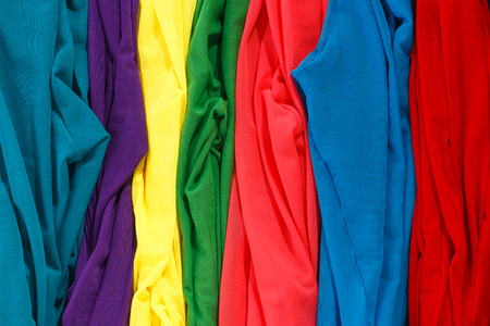 panty hose: Colorful stockings background. Multicolred tights